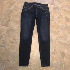 Silver Elyse skinny jeans